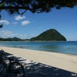 萩菊ヶ浜海水浴場